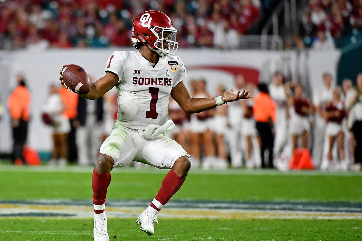 8479586a8 History tells us New York Giants won t draft Kyler Murray - Big Blue ...