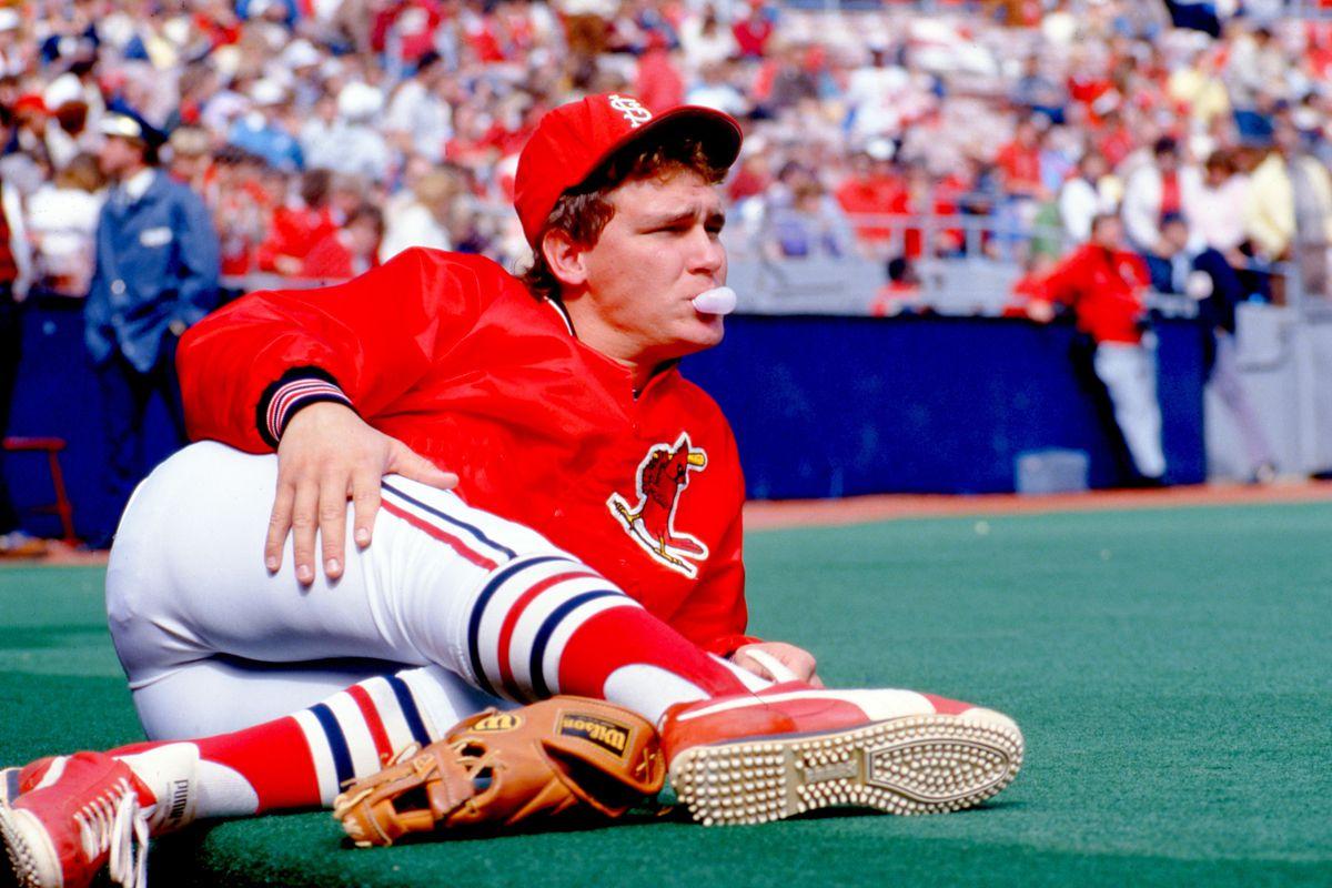 Tommy Herr St. Louis Cardinals