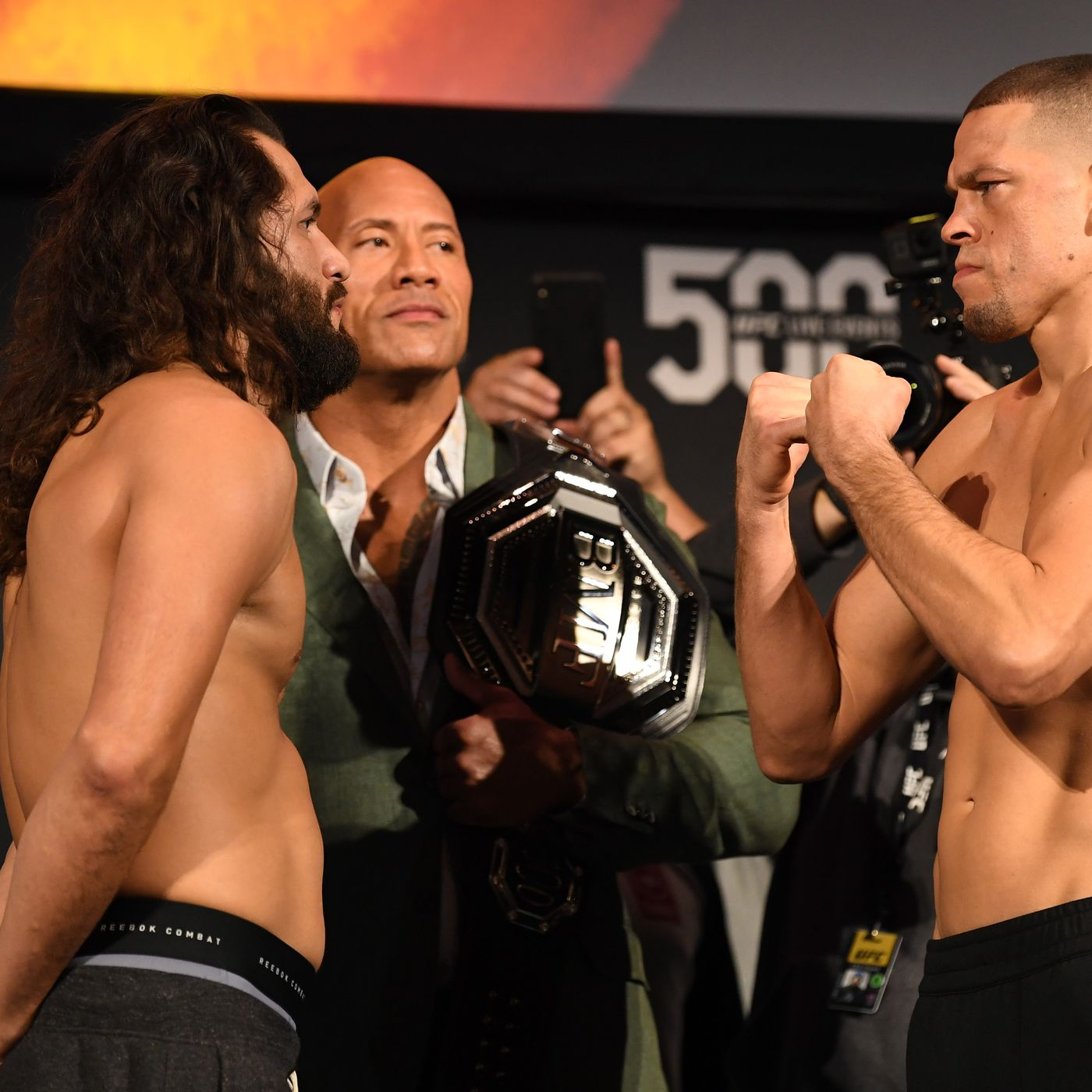 Ufc 244 Start Time Who Is Fighting Tonight At Diaz Vs