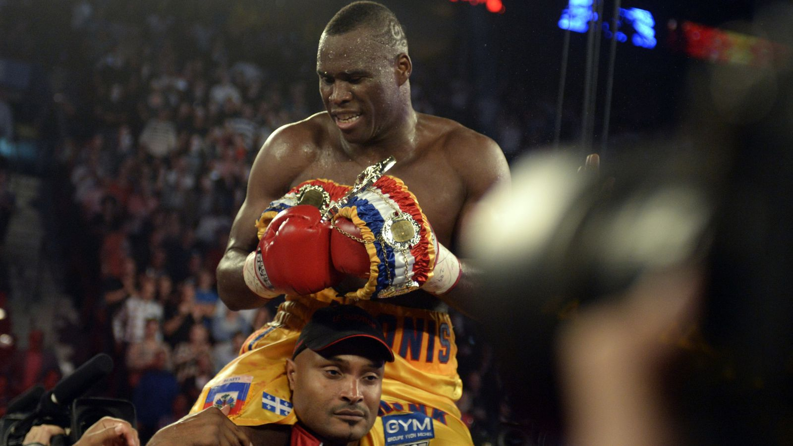 WBC Light Heavyweight World Champion Adonis Superman Stevenson is set to make his ninth and perhaps most difficult world title defense when he faces