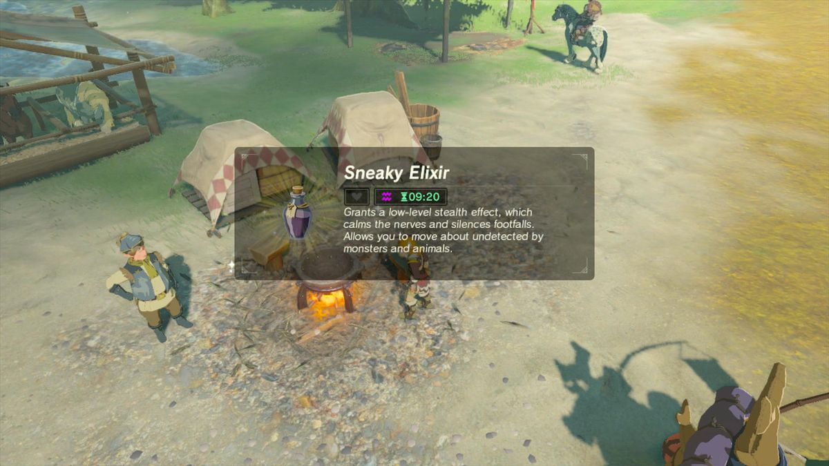 breath of the wild best elixirs
