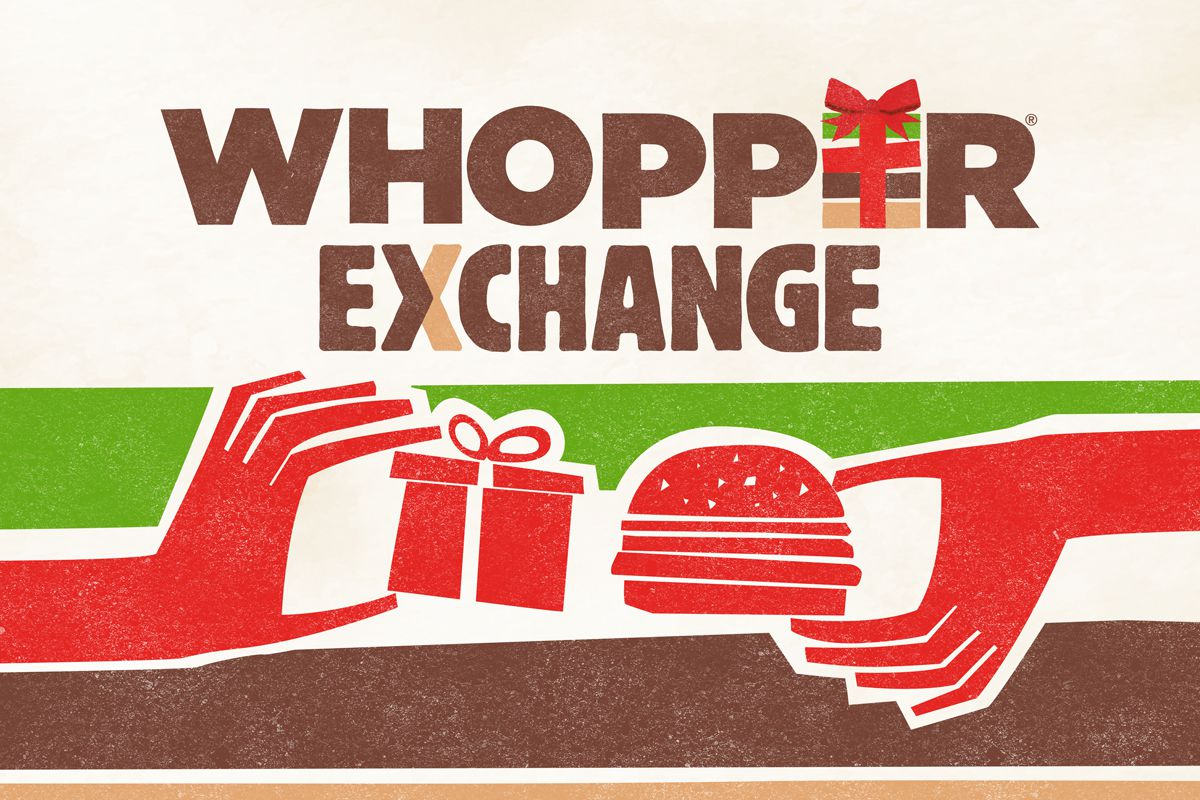 Burger King in Miami Will Let You Trade Crappy Gifts For A Whopper ...
