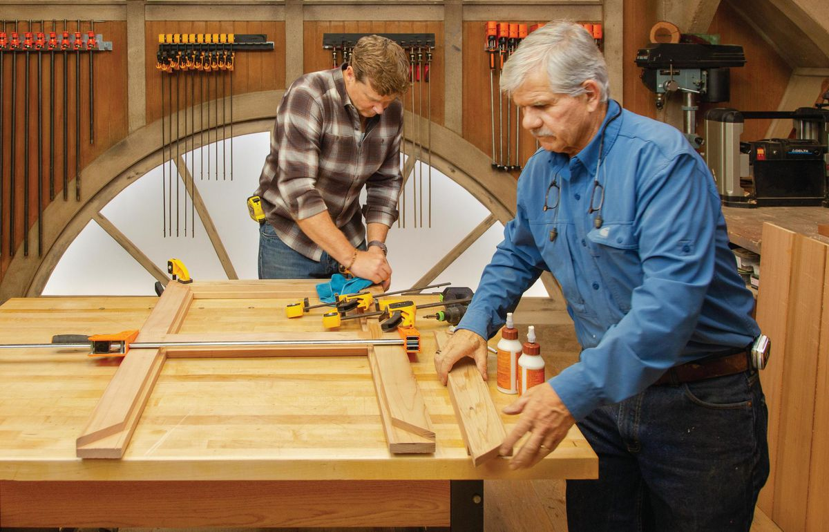 Fall 2021, Build It Cooler Bench, step 10