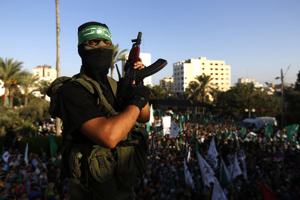 ISIS is threatening Hamas in Gaza  That's scary news  - Vox