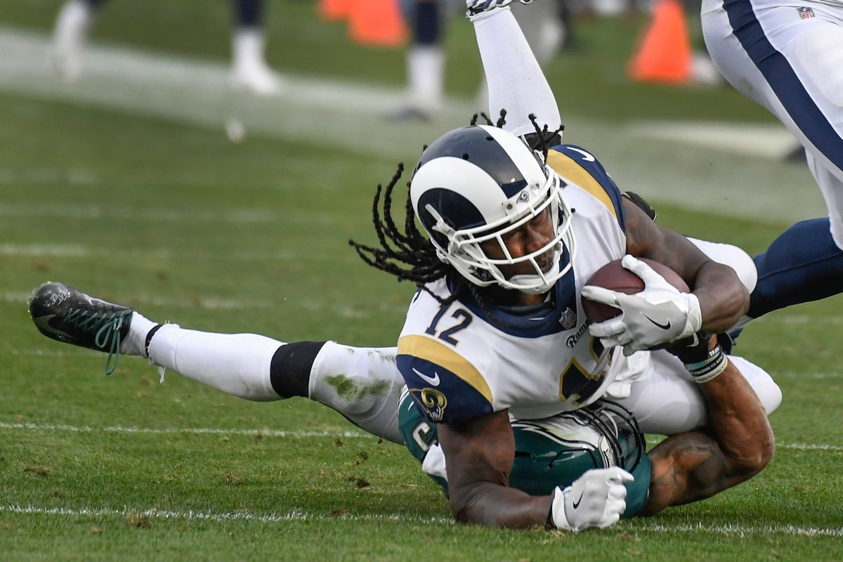 competitive price 0cc01 8ff6b NFL free agency 2018: Sammy Watkins signs with the Chiefs ...