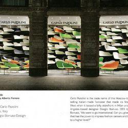 The concept by Giorgio Borruso Design as seen in Milan.
