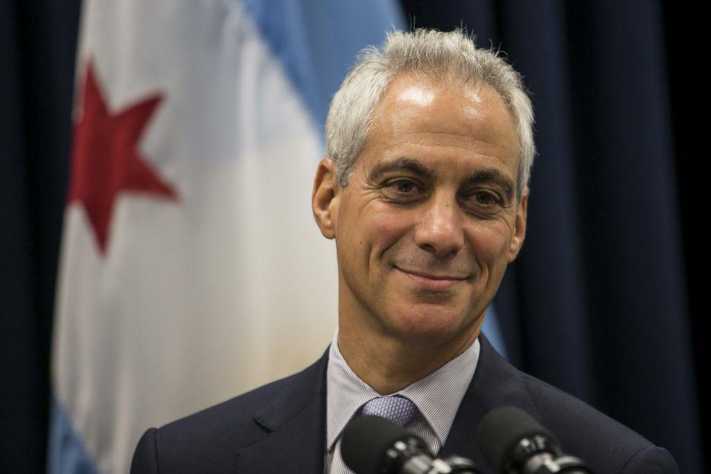 Mayor Rahm Emanuel | Sun-Times file photo