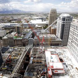 City Creek will also be a selling point for Utah's tourism and hospitality industries, as well as stimulate the city's convention business.