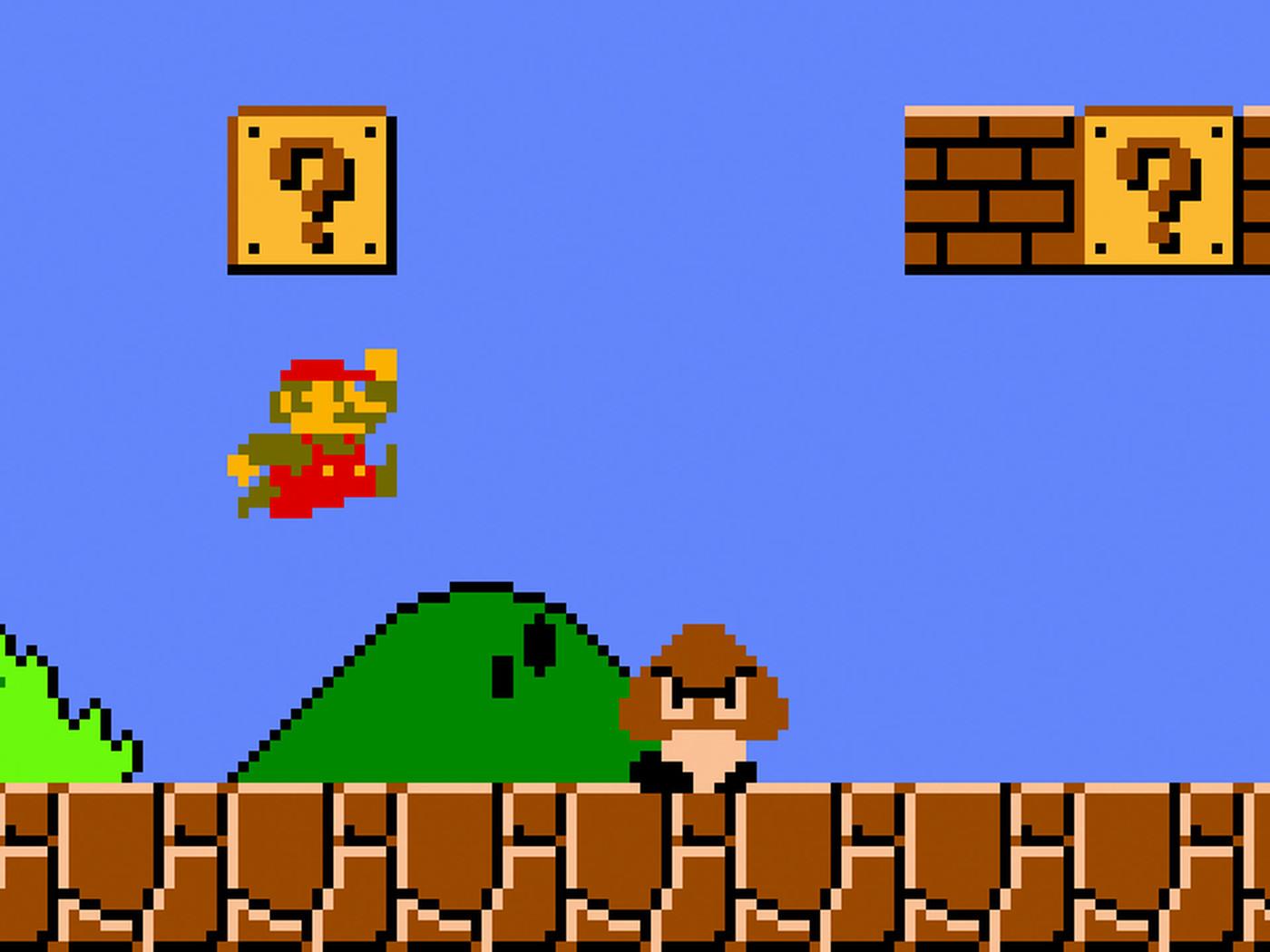 This Is The World S Fastest Super Mario Bros Speedrun Polygon