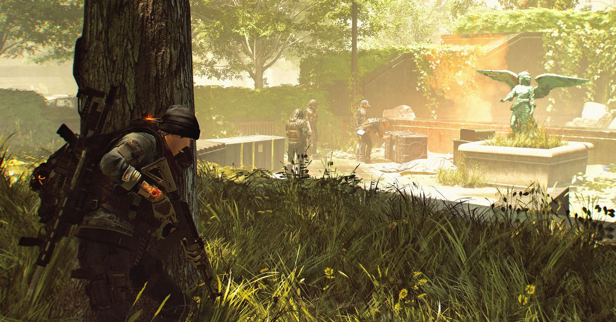The Division 2 title update 6 sends players to the Pentagon