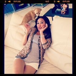"""<a href=""""http://instagram.com/p/falWmyzNA9/""""target=""""_blank"""">Dorothy Wang</a>, 25. Occupation: """"'Funemployed!' for now…"""""""