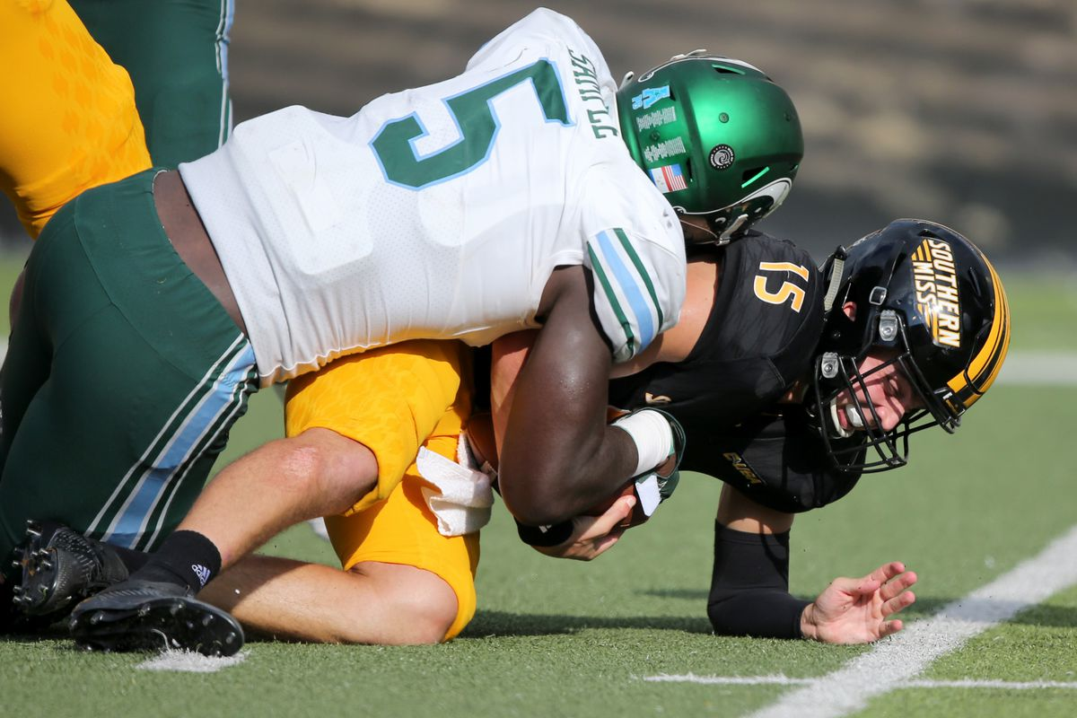 NCAA Football: Tulane at Southern Mississippi