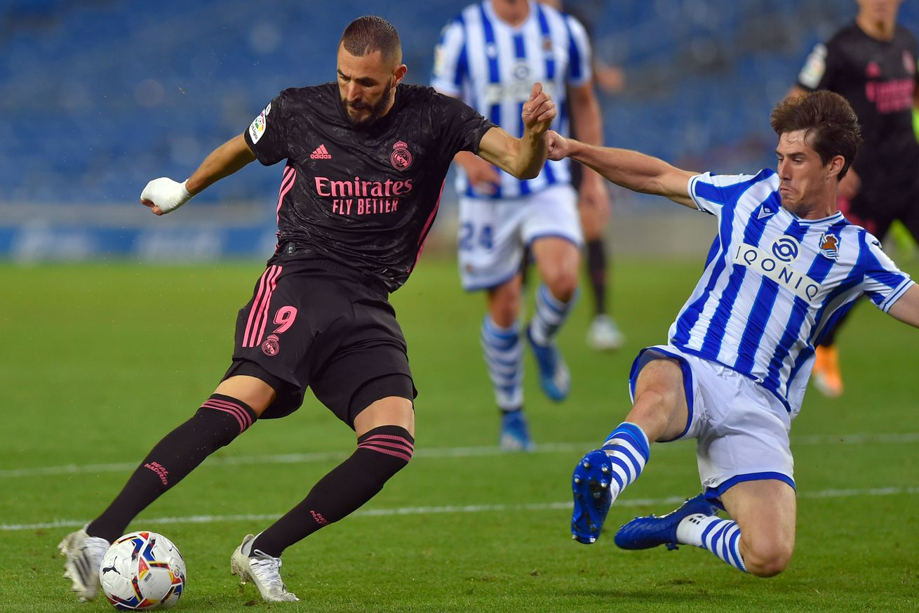 Player Ratings: Real Sociedad 0 - Real Madrid 0; 2020/21 La Liga