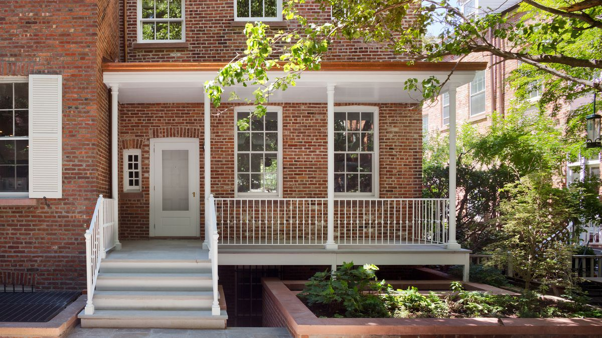 A 190 Year Old Tribeca Townhouse Is Reborn With Historicand