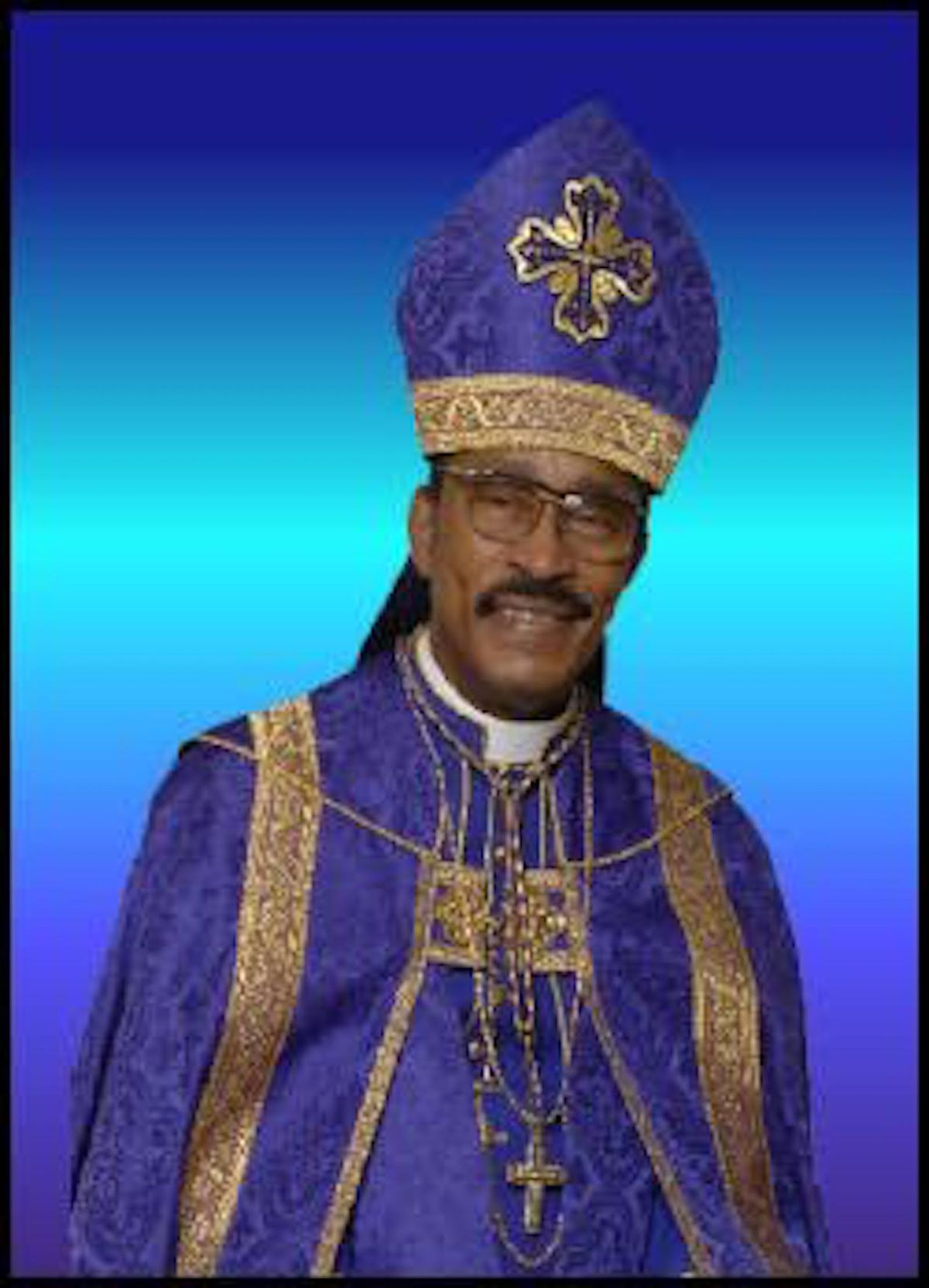 .Archbishop Lucius Hall.