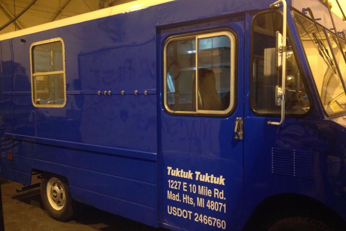 Casablanca Food Truck Nashville