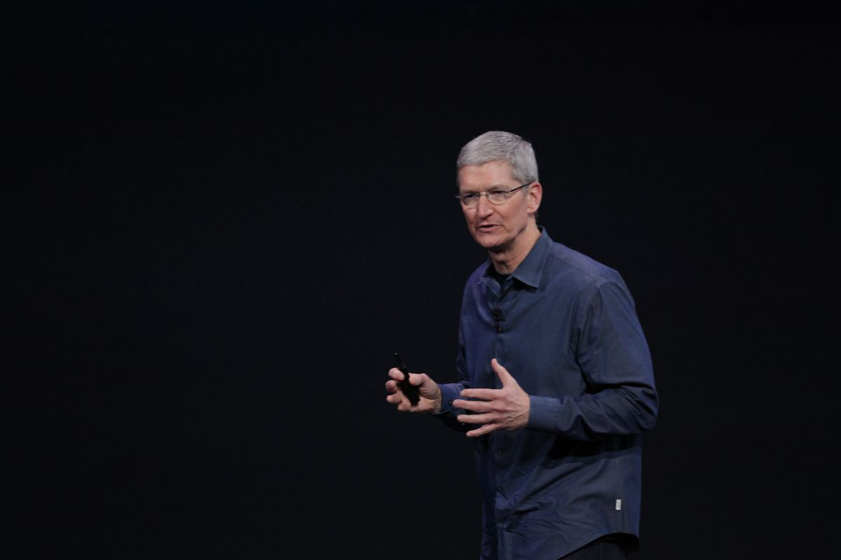 Tim Cook Says Apple Working on Products That Haven't Even Been Rumored Yet