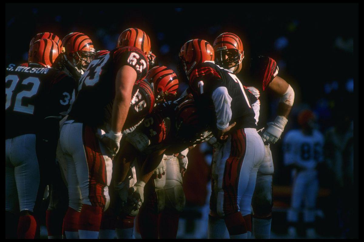 Browns V Bengals