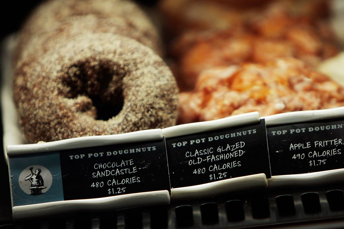 menu calorie counts are finally going to be mandatory vox