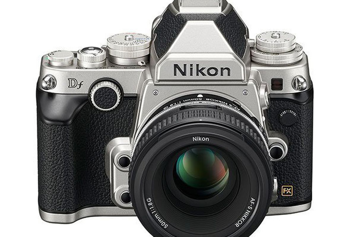 Nikon\'s new full-frame camera leaks out with glorious retro styling ...