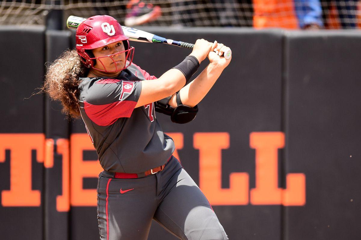 Jocelyn Alo - Oklahoma Softball