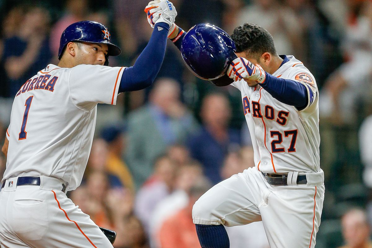 In all likelihood, Carlos Correa and Jose Altuve look to be featured mainstays up the middle for the Houston Astros at least through the 2018 season.