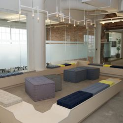 Lobby/think space