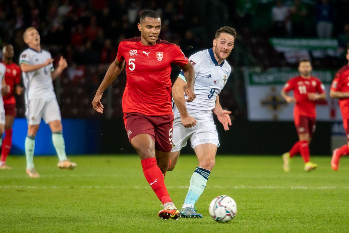 Switzerland v Northern Ireland - 2022 FIFA World Cup Qualifier