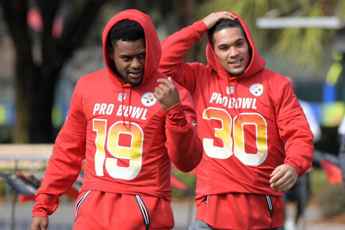 Critics of Steelers 2017 draft class refuted by trio of selections in Pro  Bowl b8e91afeb