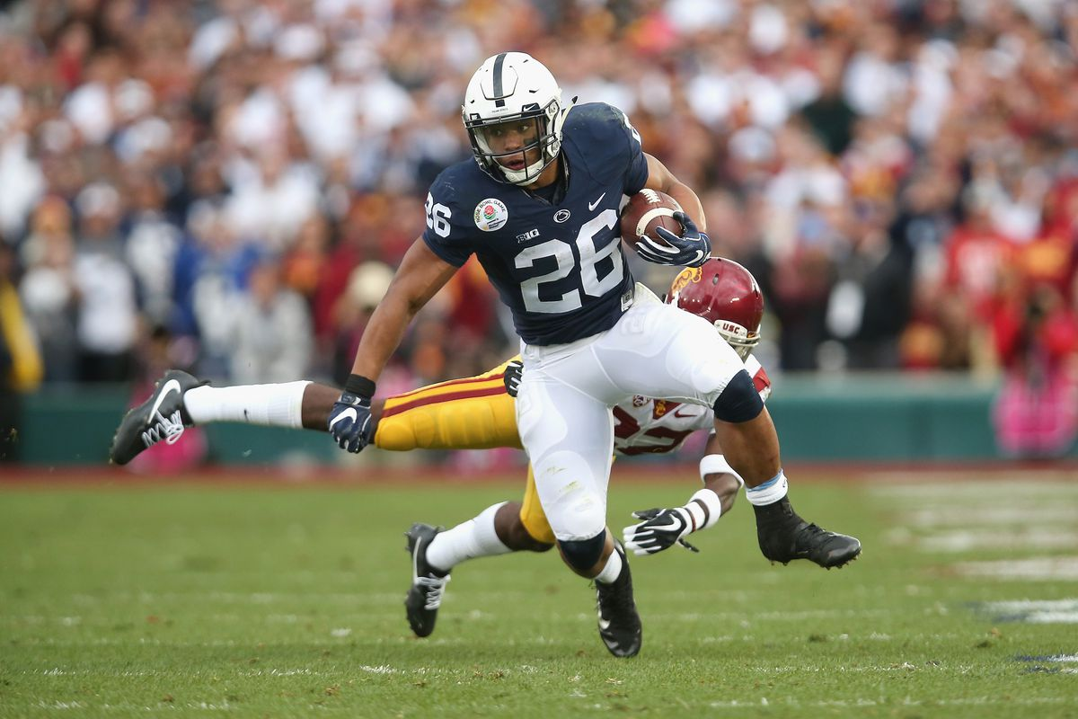 Running back  Saquon Barkley s now broken a Penn State weightlifting record 7cd0e4d06
