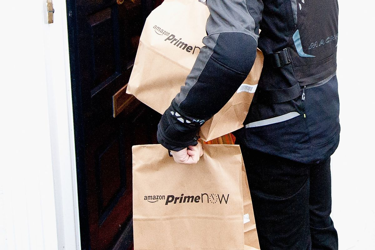 S Entering The Chicago Market With Food Delivery Eamonn M Mccormack Getty Images