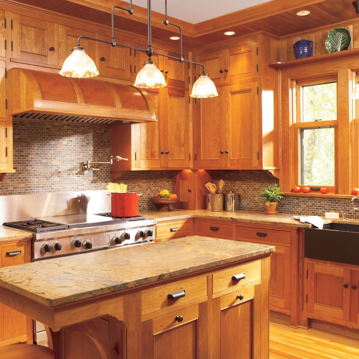 All About Kitchen Cabinets This Old House