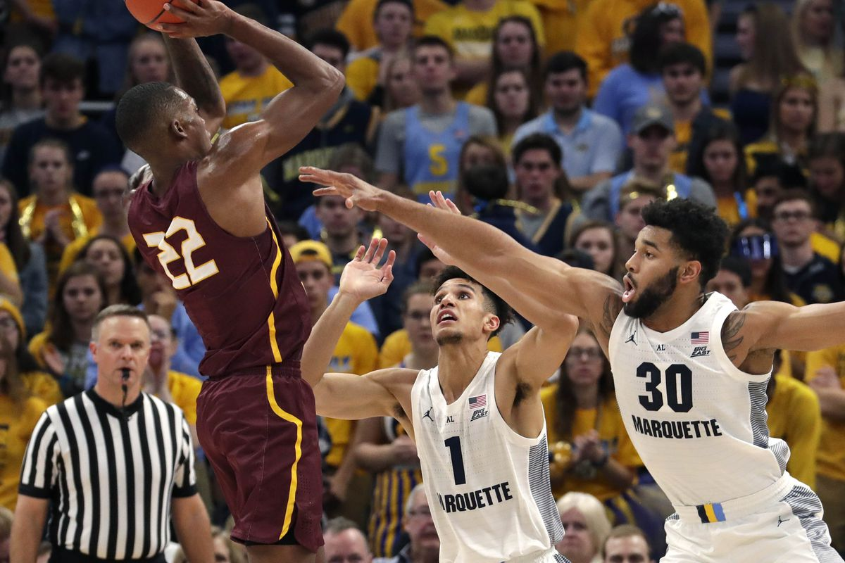 NCAA Basketball: Bethune-Cookman at Marquette