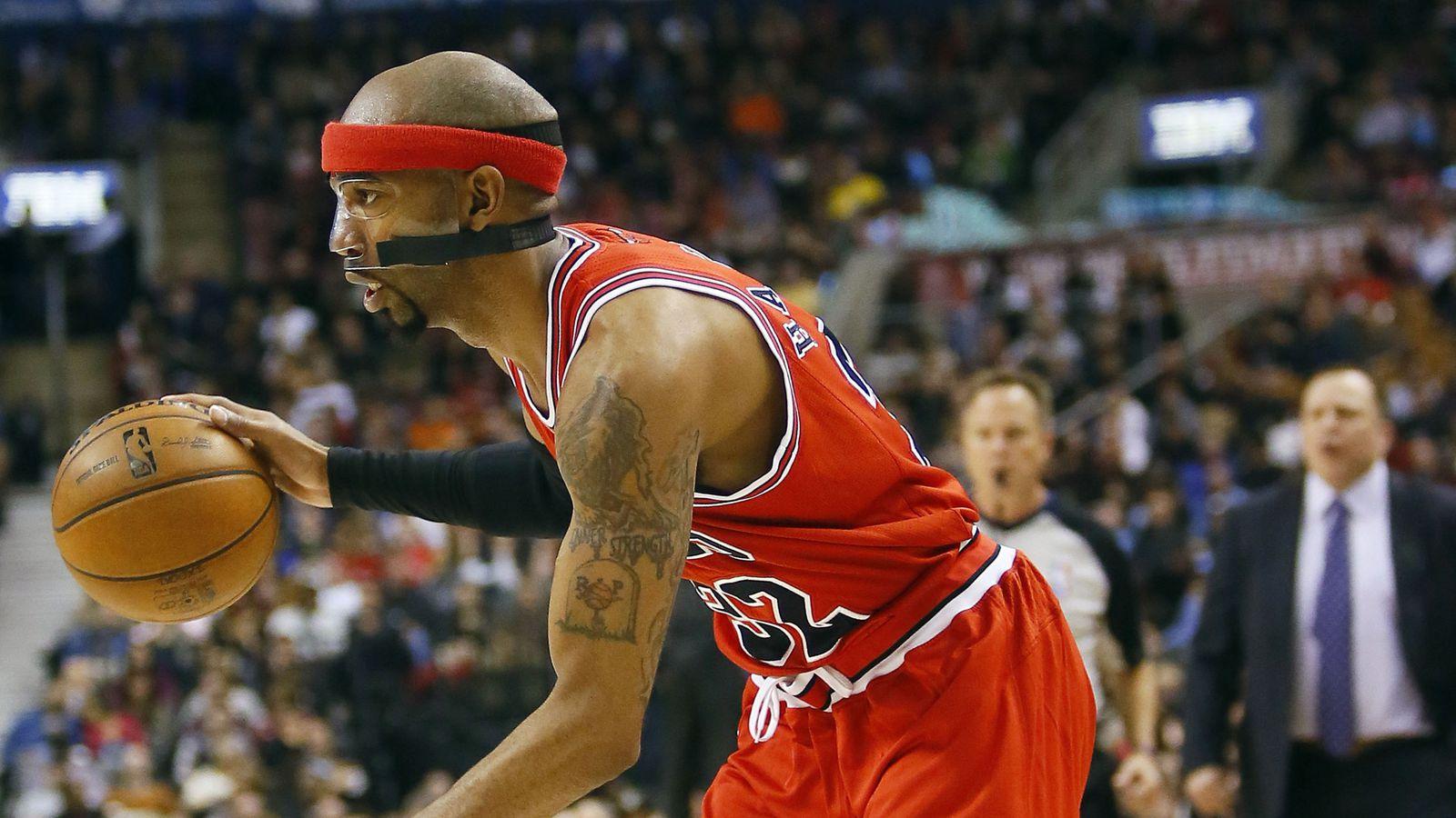 NBA自由球员:公牛队将放弃Rip Hamilton