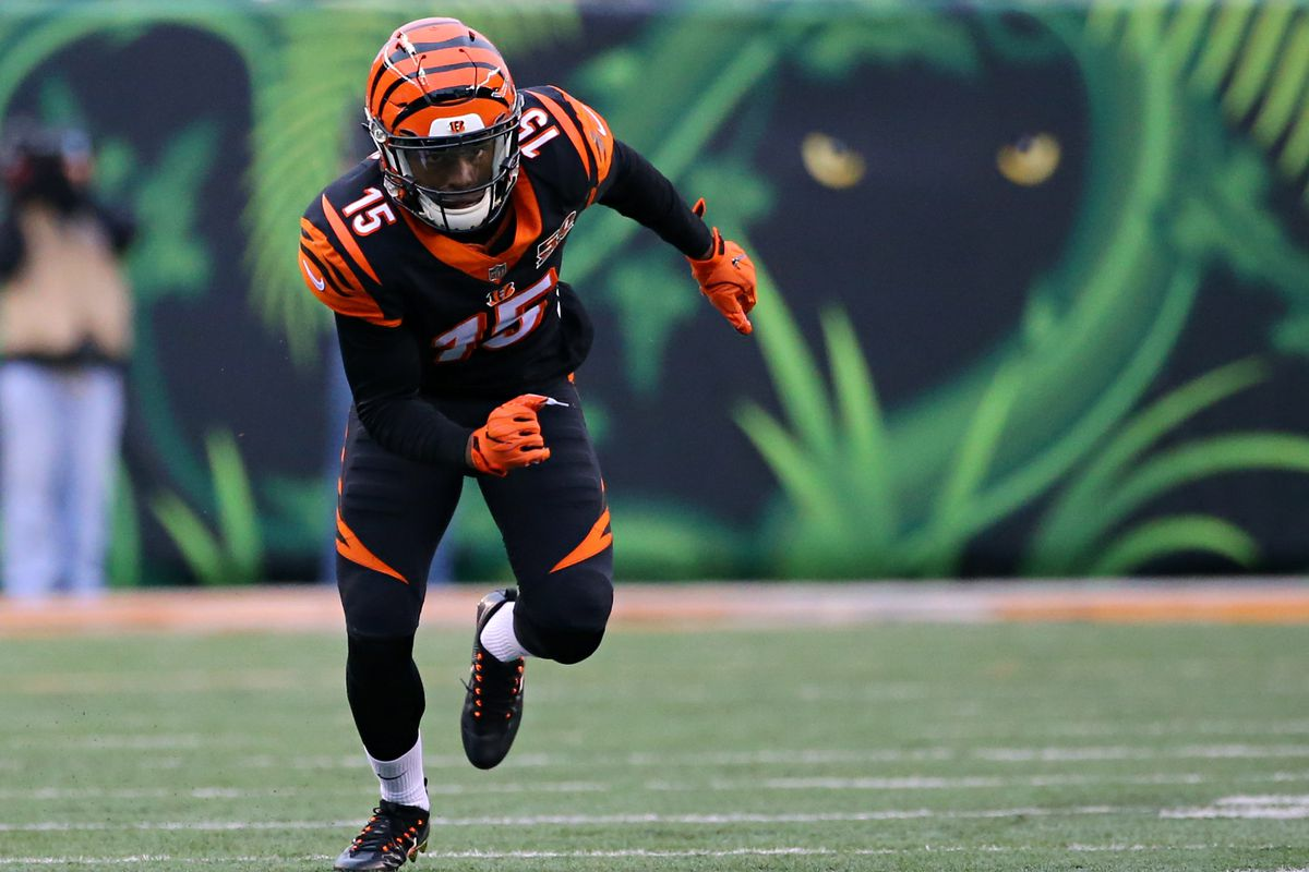 According to Google, Bengals WR John Ross is a dead chemist ...