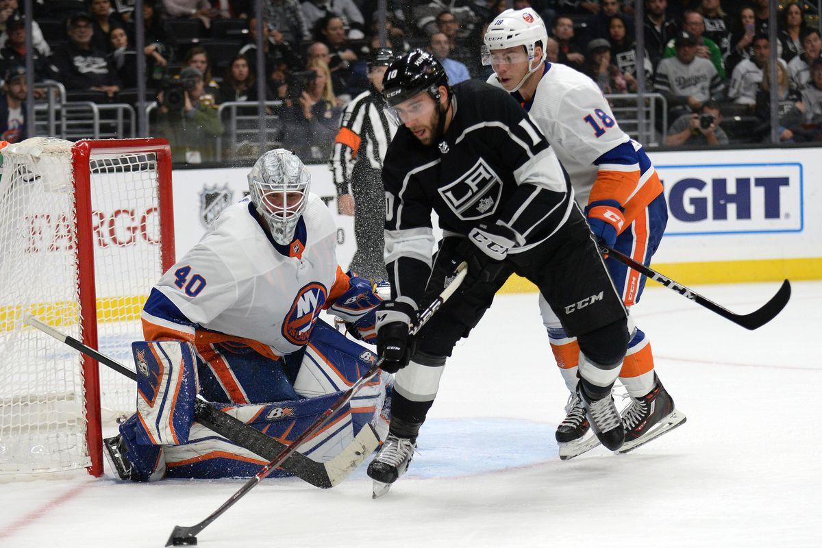 La Kings Vs Ny Islanders Game 7 Recap Sunburned At Staples Center