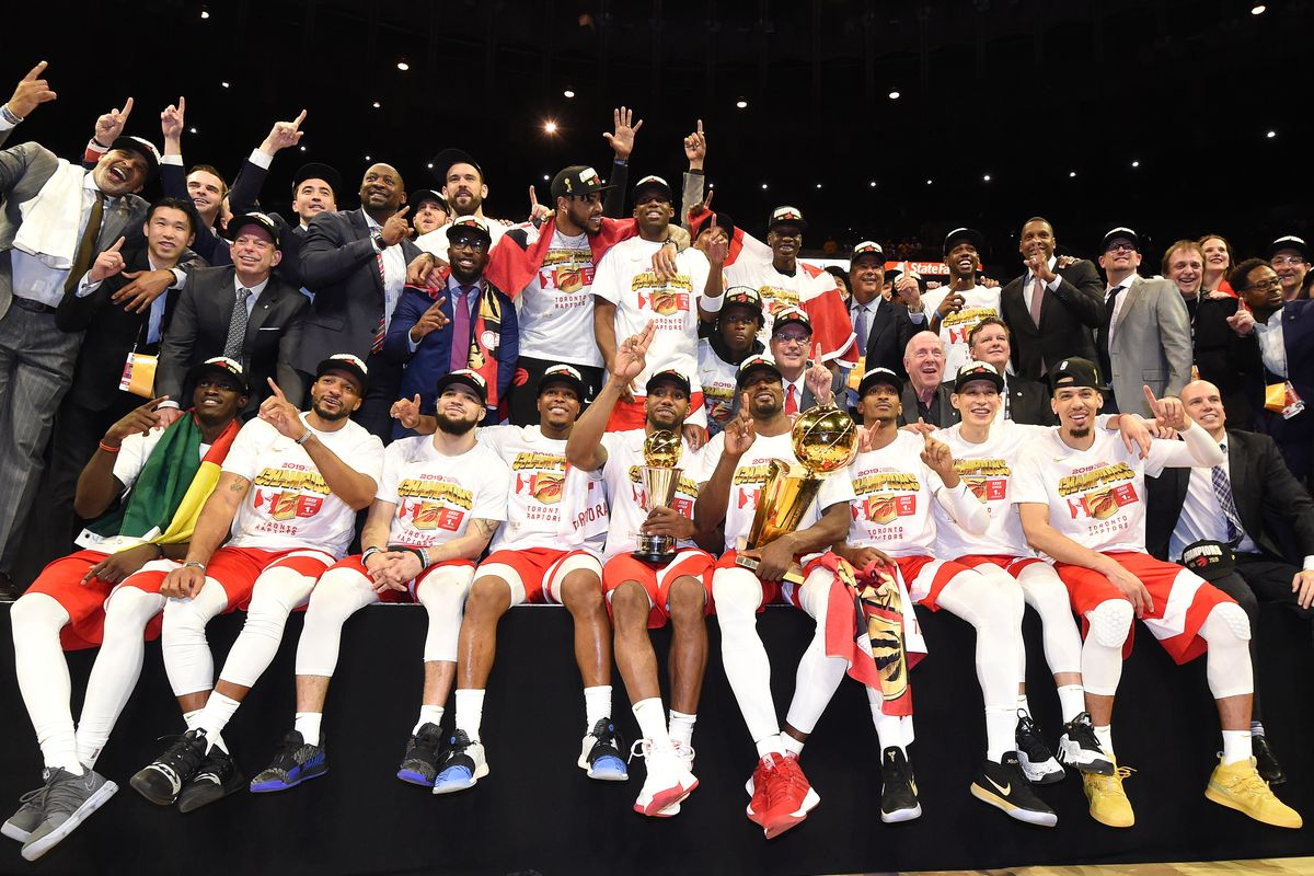 NBA to release official Toronto Raptors championship film on October 22