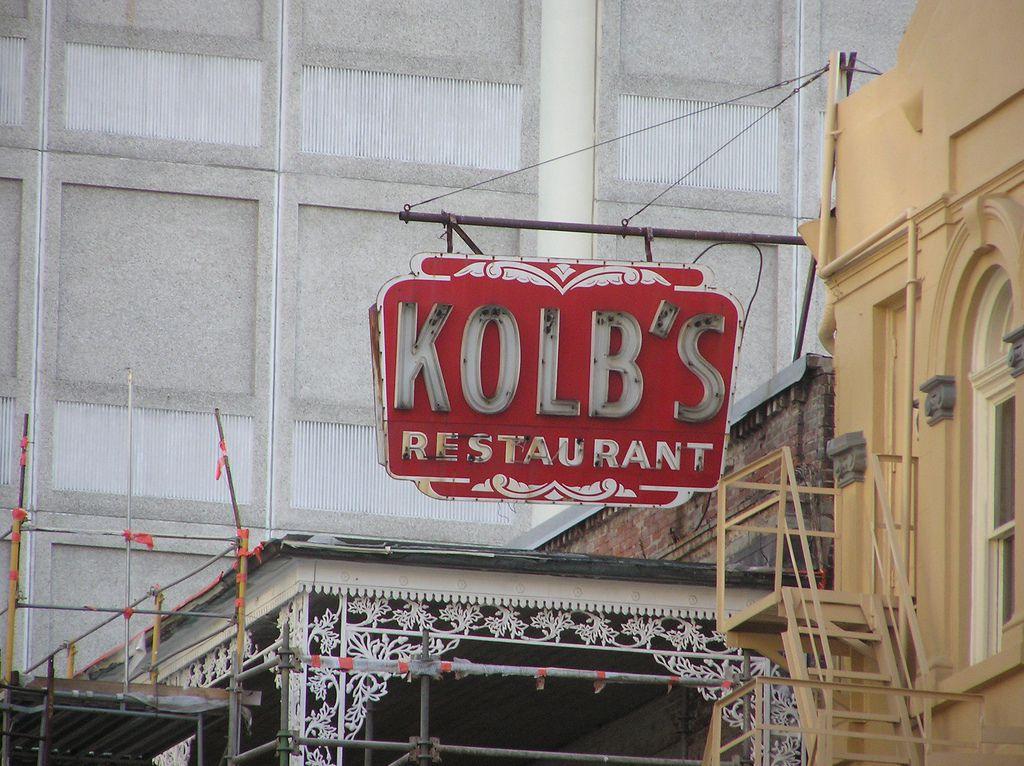 10 Classic Nola Restaurants That 'Ain't Dere No More
