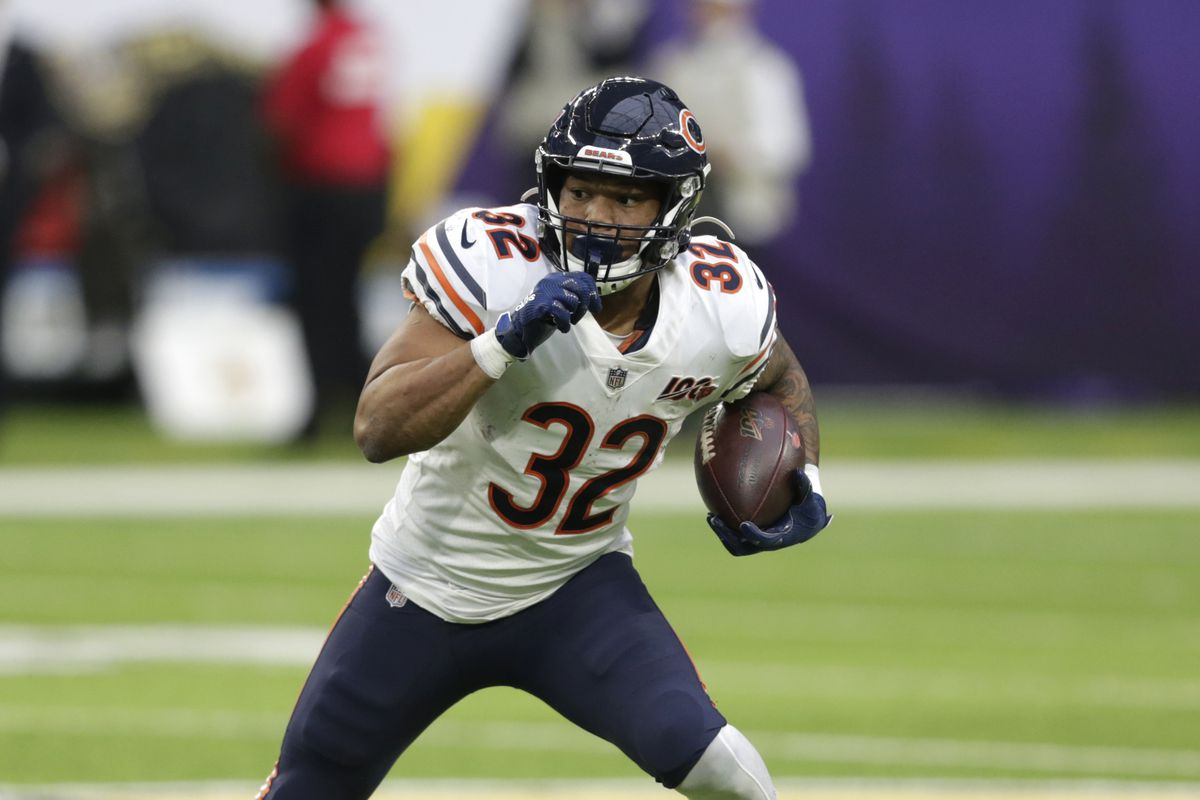 David Montgomery was solid as a rookie, but the Bears need him to be a bigger factor in 2020.