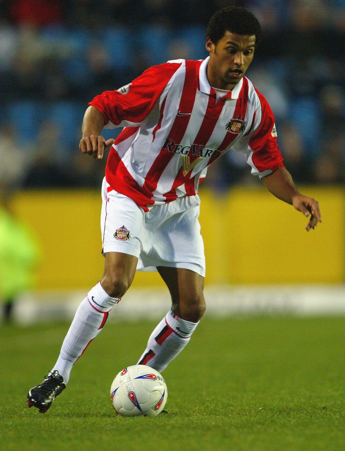 Matt Piper of Sunderland...