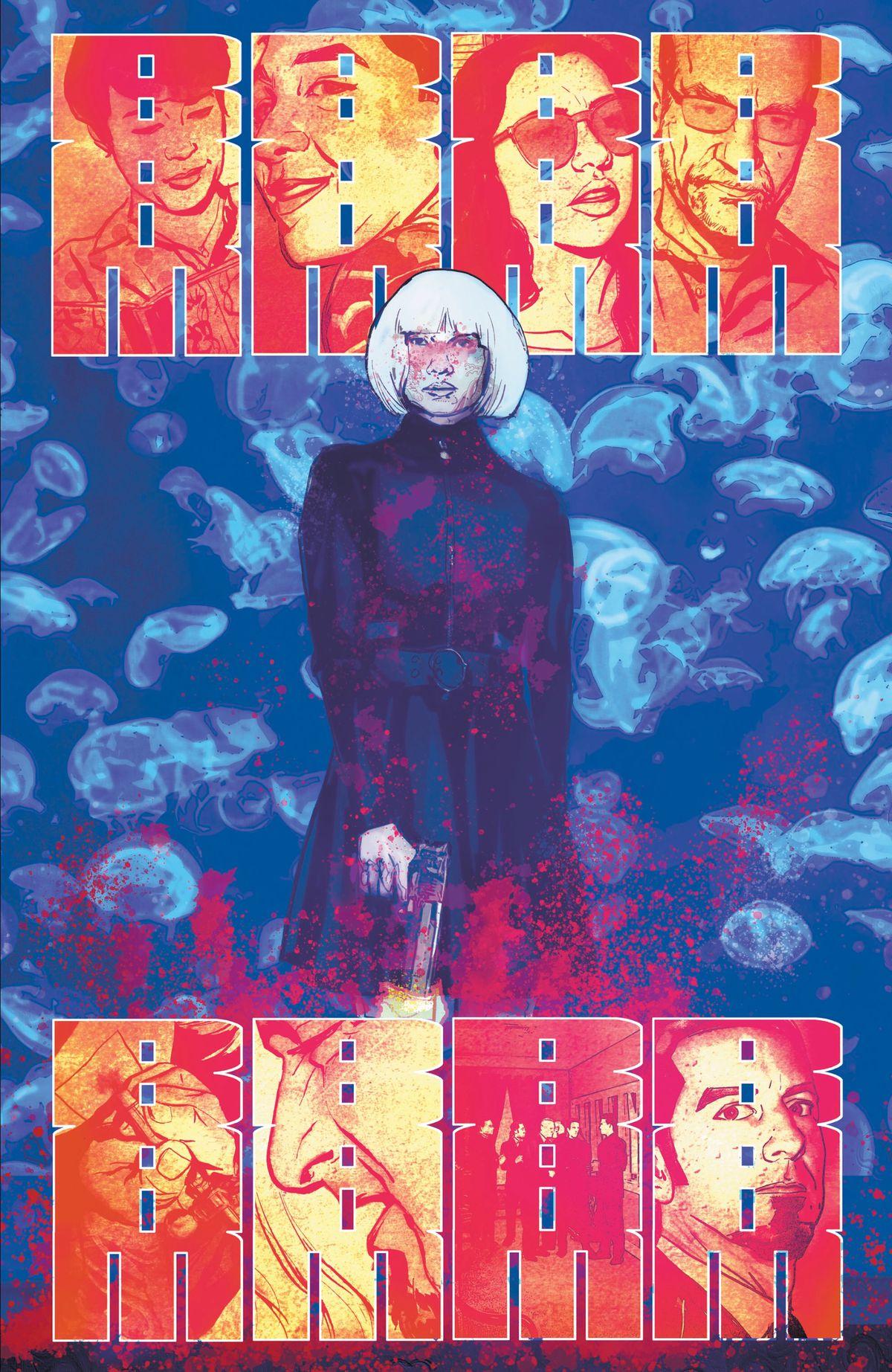 Pearl in Pearl #10, DC Comics (2019).