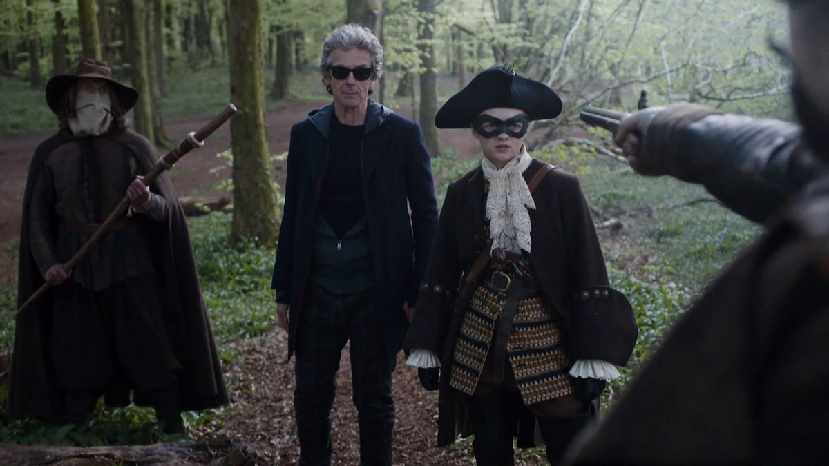 The Doctor and Ashildr