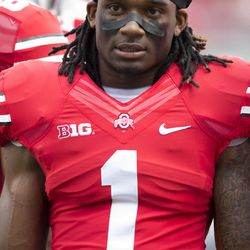 Bradley Roby's first game of his final season in scarlet and gray.