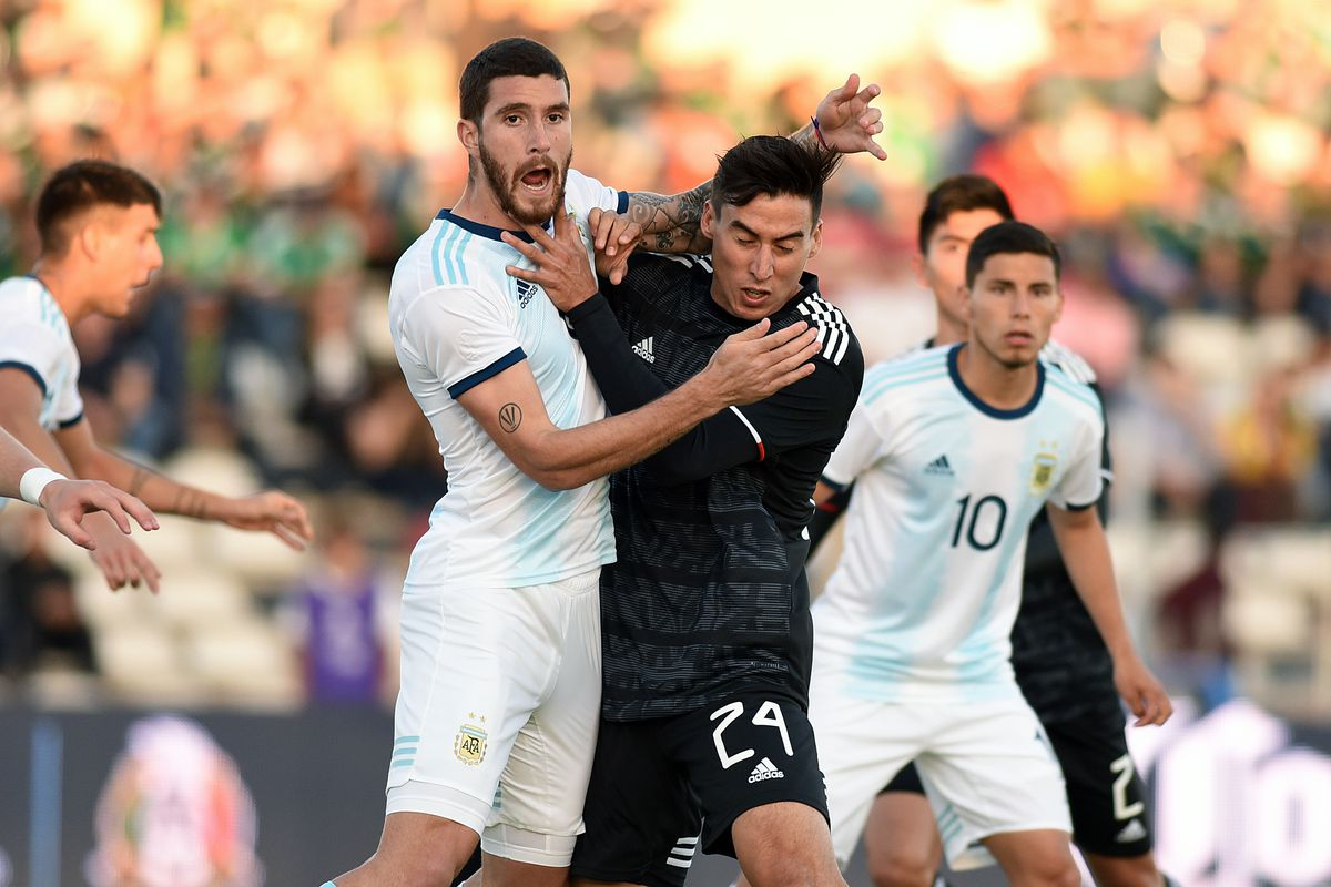 Mexico U23 v Argentina U23 - Friendly Match