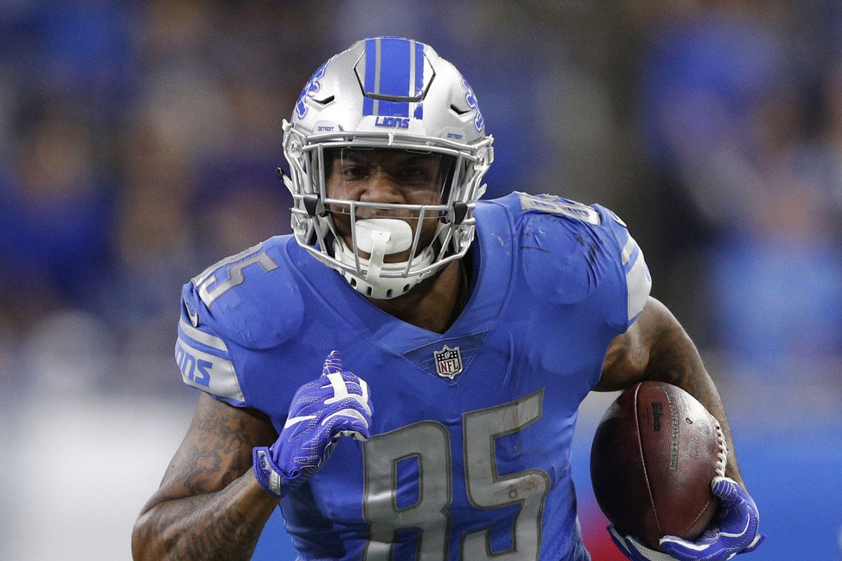 best loved 887ee 089eb Colts OTA's have featured a heavy dose of Eric Ebron and ...