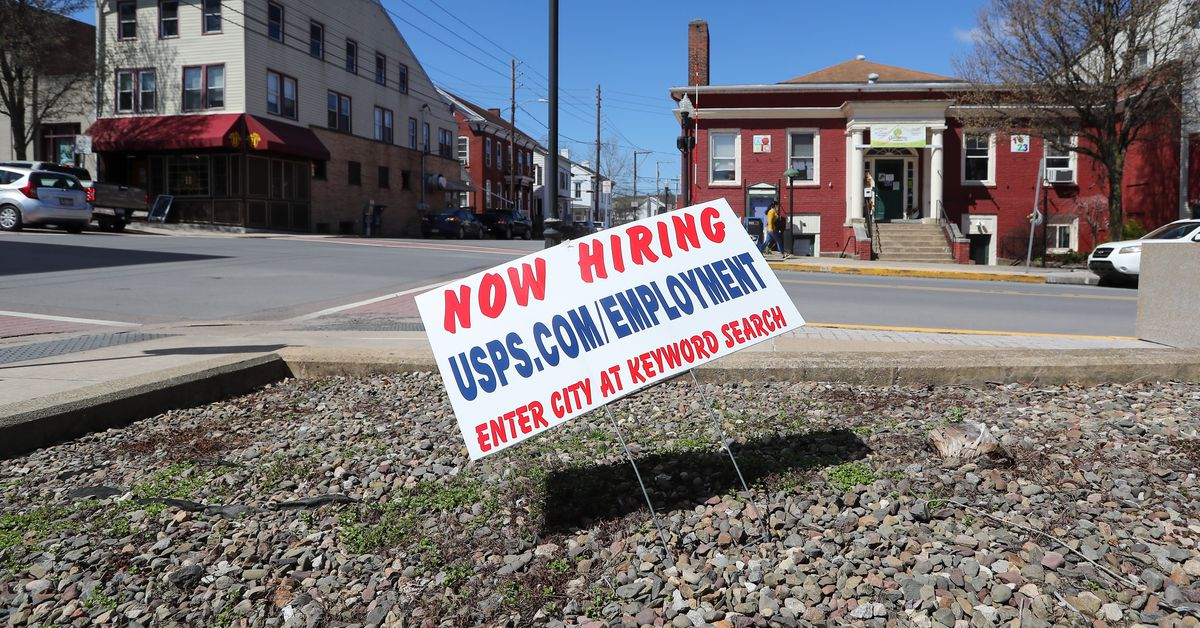 Jobless claim numbers are improving — but the pandemic isn't over yet