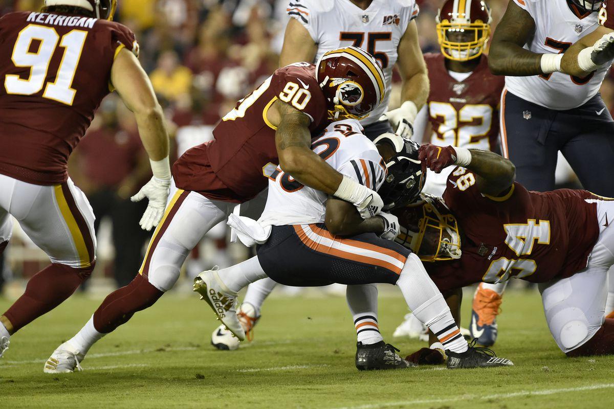 NFL: SEP 23 Bears at Redskins