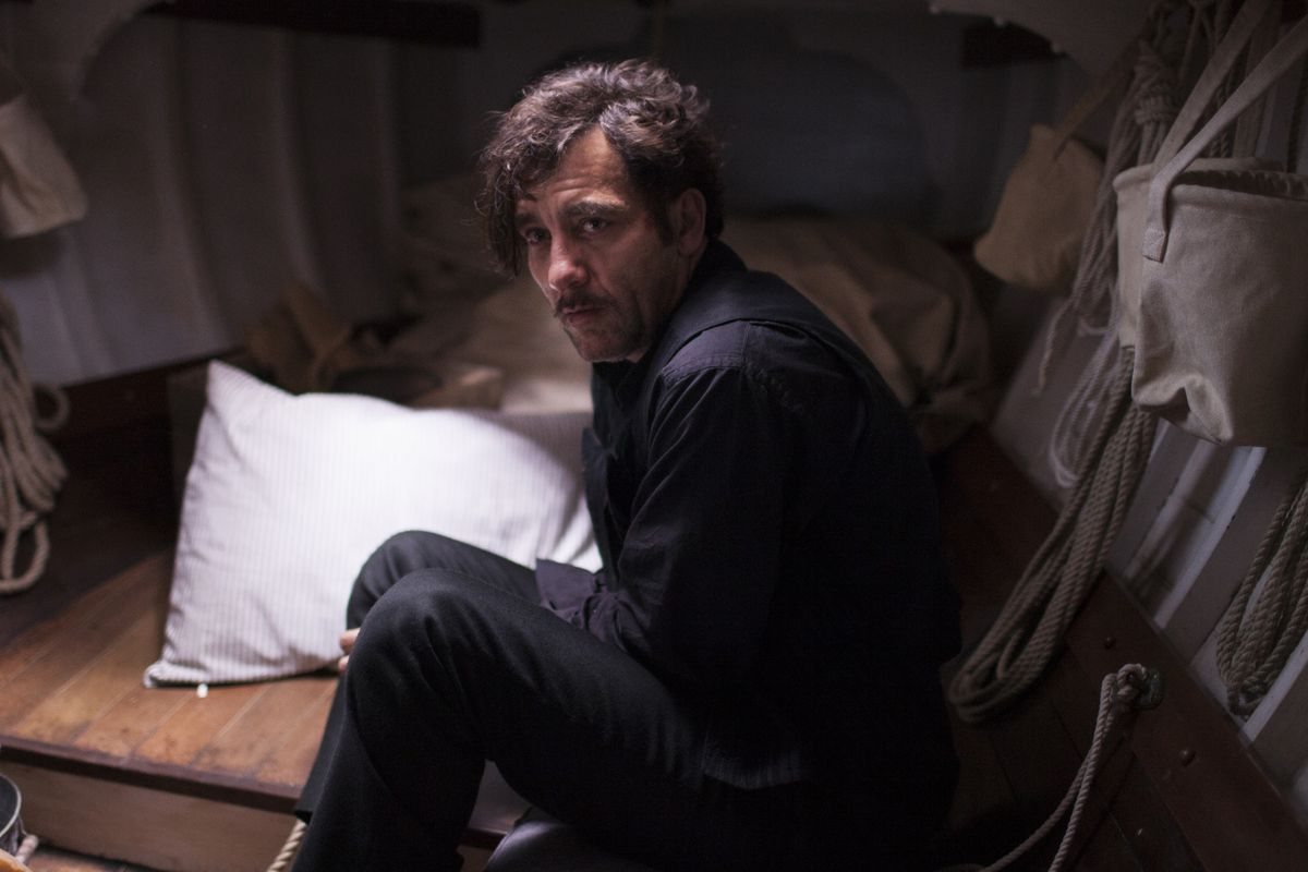 Clive Owen's haunted performance is a vital part of The Knick's success.