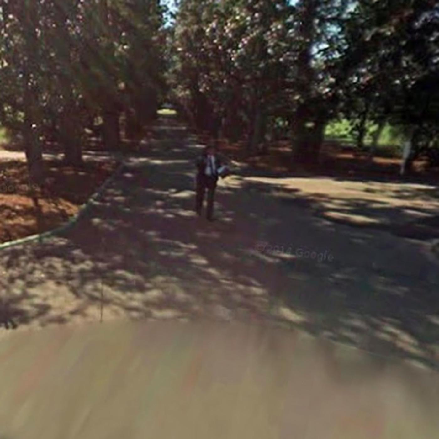 Drive A Google Maps Car on