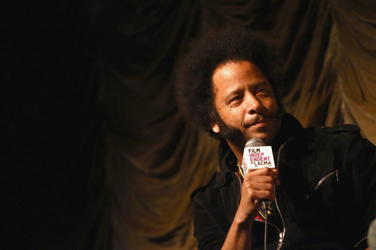 'Sorry To Bother You' writer and director Boots Riley